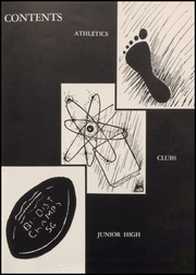 Page 9, 1957 Edition, Bonham High School - Coushatta Yearbook (Bonham, TX) online yearbook collection