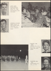 Page 10, 1960 Edition, Bonham High School - Coushatta Yearbook (Bonham, TX) online yearbook collection