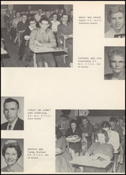 Page 11, 1960 Edition, Bonham High School - Coushatta Yearbook (Bonham, TX) online yearbook collection