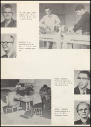 Page 12, 1960 Edition, Bonham High School - Coushatta Yearbook (Bonham, TX) online yearbook collection