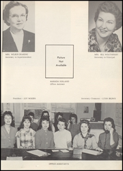 Page 9, 1960 Edition, Bonham High School - Coushatta Yearbook (Bonham, TX) online yearbook collection
