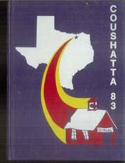 1983 Edition, Bonham High School - Coushatta Yearbook (Bonham, TX)