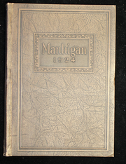 1924 Edition, Mansfield High School - Tiger Yearbook (Mansfield, TX)