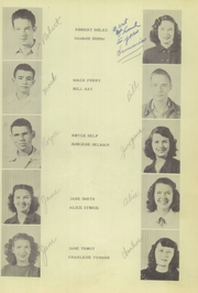 Page 17, 1949 Edition, Mansfield High School - Tiger Yearbook (Mansfield, TX) online yearbook collection