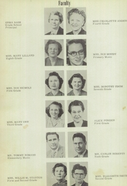 Page 12, 1952 Edition, Mansfield High School - Tiger Yearbook (Mansfield, TX) online yearbook collection