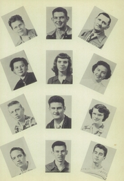 Page 17, 1952 Edition, Mansfield High School - Tiger Yearbook (Mansfield, TX) online yearbook collection