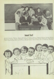 Page 8, 1952 Edition, Mansfield High School - Tiger Yearbook (Mansfield, TX) online yearbook collection