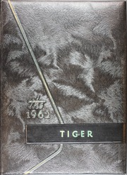 1962 Edition, Mansfield High School - Tiger Yearbook (Mansfield, TX)