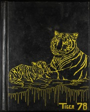 1978 Edition, Mansfield High School - Tiger Yearbook (Mansfield, TX)