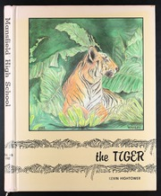 1987 Edition, Mansfield High School - Tiger Yearbook (Mansfield, TX)