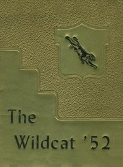 1952 Edition, Whitehouse High School - Wildcat Yearbook (Whitehouse, TX)