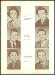 Page 14, 1956 Edition, Whitehouse High School - Wildcat Yearbook (Whitehouse, TX) online yearbook collection