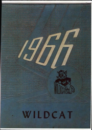 1966 Edition, Whitehouse High School - Wildcat Yearbook (Whitehouse, TX)