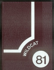 1981 Edition, Whitehouse High School - Wildcat Yearbook (Whitehouse, TX)