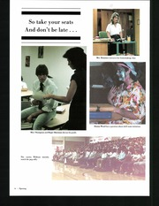 Page 10, 1984 Edition, Whitehouse High School - Wildcat Yearbook (Whitehouse, TX) online yearbook collection