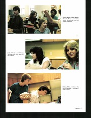 Page 11, 1984 Edition, Whitehouse High School - Wildcat Yearbook (Whitehouse, TX) online yearbook collection