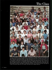 Page 12, 1984 Edition, Whitehouse High School - Wildcat Yearbook (Whitehouse, TX) online yearbook collection
