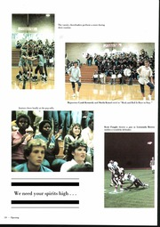 Page 14, 1984 Edition, Whitehouse High School - Wildcat Yearbook (Whitehouse, TX) online yearbook collection