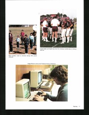 Page 7, 1984 Edition, Whitehouse High School - Wildcat Yearbook (Whitehouse, TX) online yearbook collection
