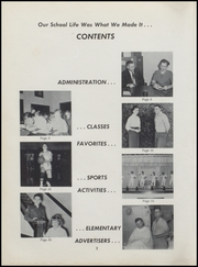 Page 6, 1956 Edition, Moody High School - Bearcat Yearbook (Moody, TX) online yearbook collection