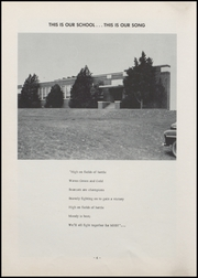Page 10, 1958 Edition, Moody High School - Bearcat Yearbook (Moody, TX) online yearbook collection