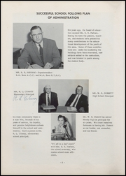 Page 14, 1958 Edition, Moody High School - Bearcat Yearbook (Moody, TX) online yearbook collection
