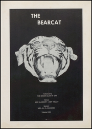 Page 7, 1958 Edition, Moody High School - Bearcat Yearbook (Moody, TX) online yearbook collection