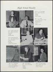 Page 13, 1960 Edition, Moody High School - Bearcat Yearbook (Moody, TX) online yearbook collection