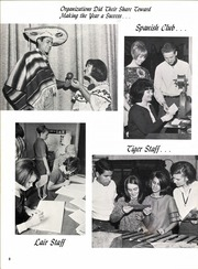 Page 10, 1967 Edition, Belton High School - Lair Yearbook (Belton, TX) online yearbook collection