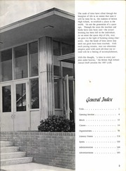Page 7, 1967 Edition, Belton High School - Lair Yearbook (Belton, TX) online yearbook collection