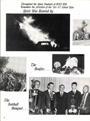 Page 8, 1967 Edition, Belton High School - Lair Yearbook (Belton, TX) online yearbook collection