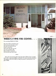 Page 8, 1973 Edition, Belton High School - Lair Yearbook (Belton, TX) online yearbook collection