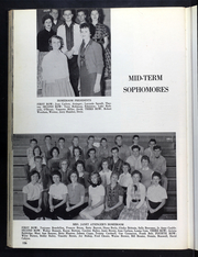 Page 110, 1960 Edition, Sam Houston High School - Co Lon Neh Yearbook (Houston, TX) online yearbook collection