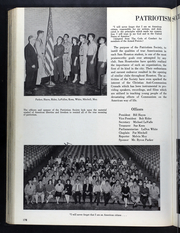 Page 182, 1960 Edition, Sam Houston High School - Co Lon Neh Yearbook (Houston, TX) online yearbook collection