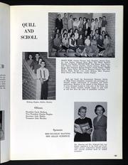 Page 185, 1960 Edition, Sam Houston High School - Co Lon Neh Yearbook (Houston, TX) online yearbook collection