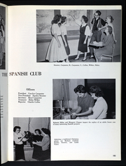 Page 187, 1960 Edition, Sam Houston High School - Co Lon Neh Yearbook (Houston, TX) online yearbook collection