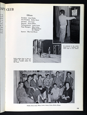 Page 189, 1960 Edition, Sam Houston High School - Co Lon Neh Yearbook (Houston, TX) online yearbook collection