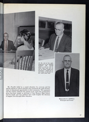 Page 21, 1960 Edition, Sam Houston High School - Co Lon Neh Yearbook (Houston, TX) online yearbook collection