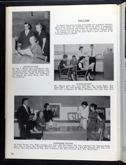 Page 28, 1960 Edition, Sam Houston High School - Co Lon Neh Yearbook (Houston, TX) online yearbook collection