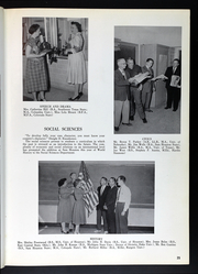 Page 29, 1960 Edition, Sam Houston High School - Co Lon Neh Yearbook (Houston, TX) online yearbook collection