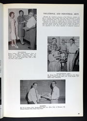 Page 33, 1960 Edition, Sam Houston High School - Co Lon Neh Yearbook (Houston, TX) online yearbook collection