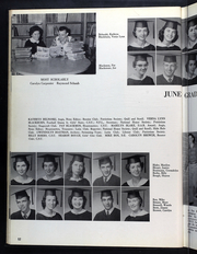 Page 56, 1960 Edition, Sam Houston High School - Co Lon Neh Yearbook (Houston, TX) online yearbook collection