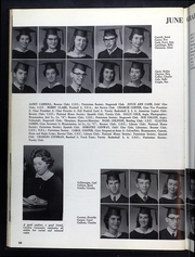 Page 58, 1960 Edition, Sam Houston High School - Co Lon Neh Yearbook (Houston, TX) online yearbook collection