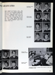Page 59, 1960 Edition, Sam Houston High School - Co Lon Neh Yearbook (Houston, TX) online yearbook collection