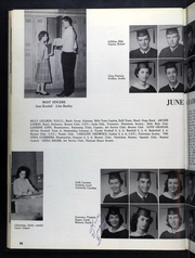 Page 62, 1960 Edition, Sam Houston High School - Co Lon Neh Yearbook (Houston, TX) online yearbook collection