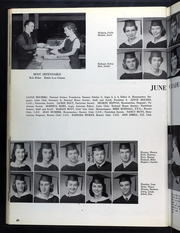 Page 64, 1960 Edition, Sam Houston High School - Co Lon Neh Yearbook (Houston, TX) online yearbook collection