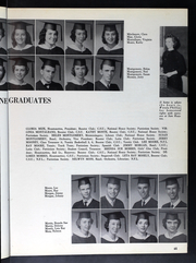 Page 69, 1960 Edition, Sam Houston High School - Co Lon Neh Yearbook (Houston, TX) online yearbook collection