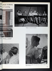 Sam Houston High School - Co Lon Neh Yearbook (Houston, TX) online yearbook collection, 1960 Edition, Page 9
