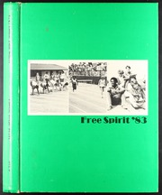 Page 1, 1983 Edition, C E Ellison High School - Free Spirit Yearbook (Killeen, TX) online yearbook collection