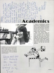 Page 11, 1983 Edition, C E Ellison High School - Free Spirit Yearbook (Killeen, TX) online yearbook collection